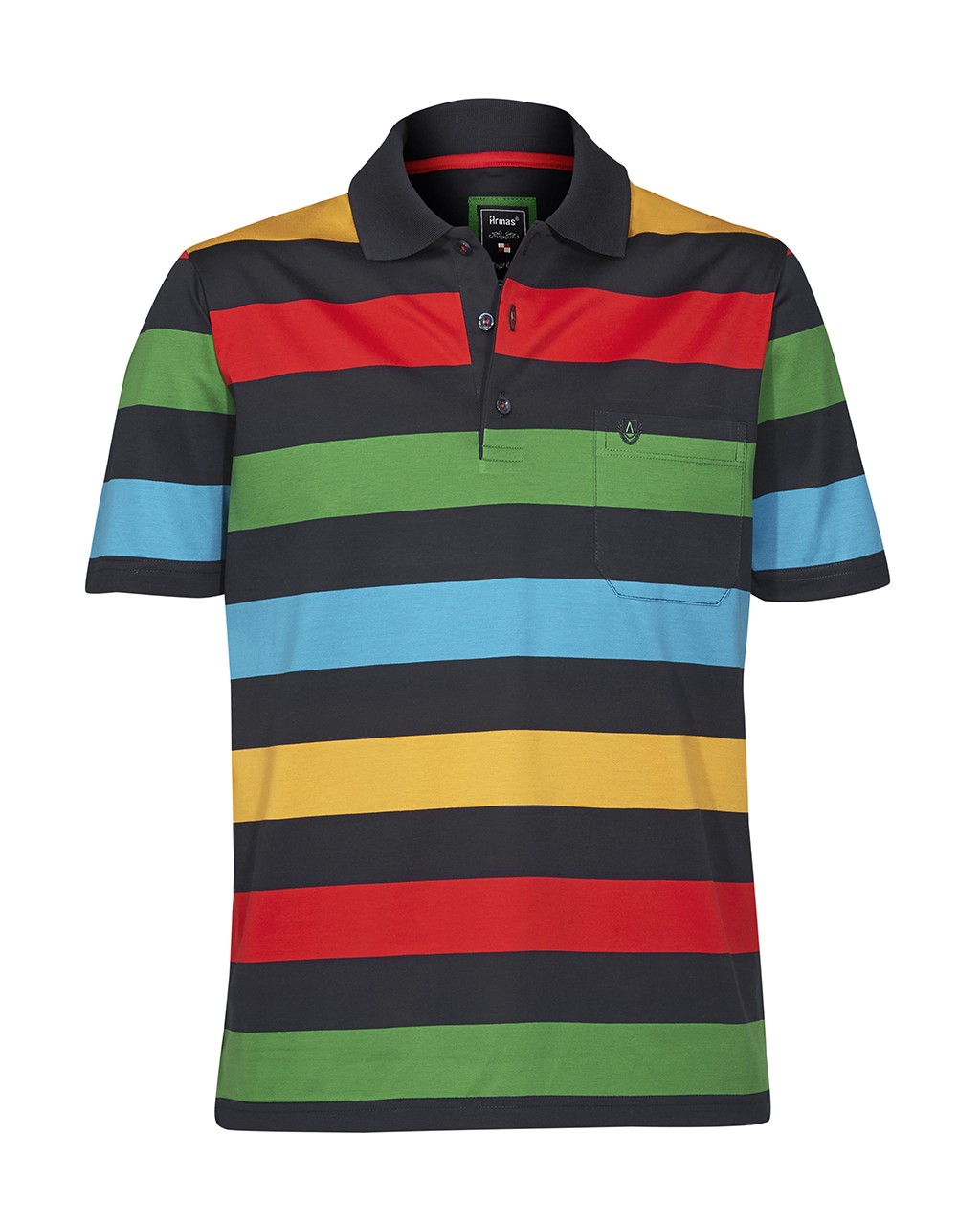 NEU: Polo Shirt Kurzarm
