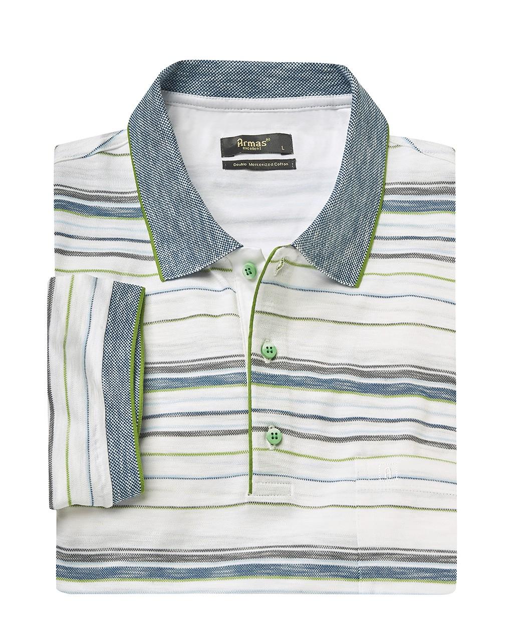 copy of Polo Shirt Langarm