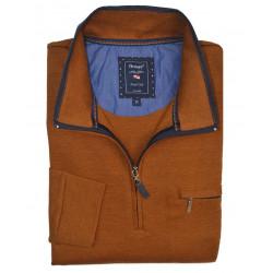 Zipp Sweater Langarm