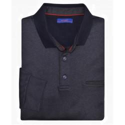Polo Shirt Langarm
