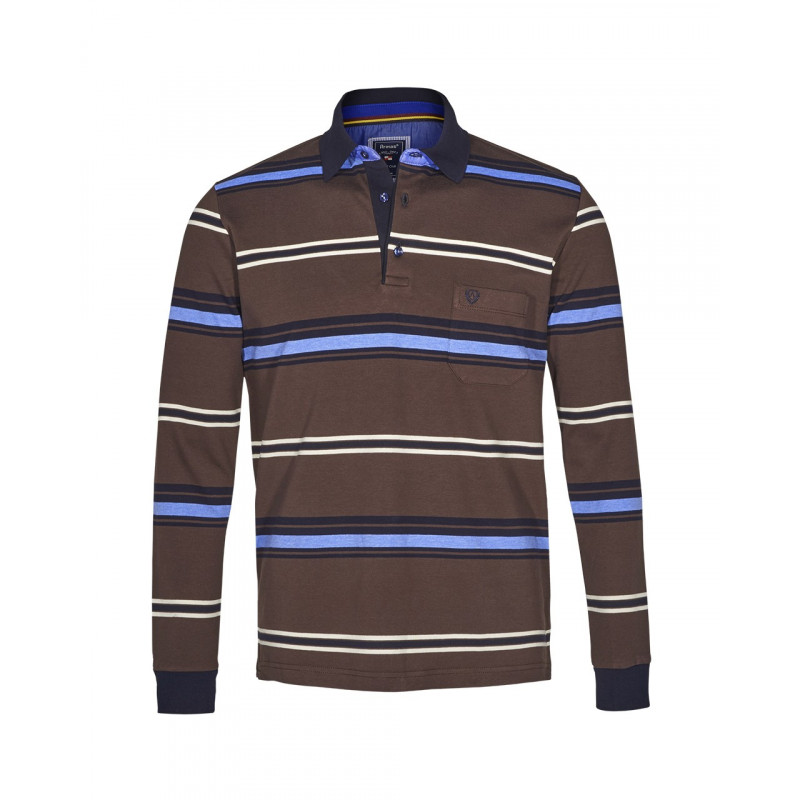 Armas Polo Shirt Langarm
